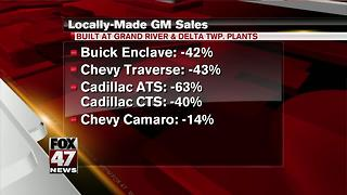 Summertime blues for automakers as car sales decline again - Video