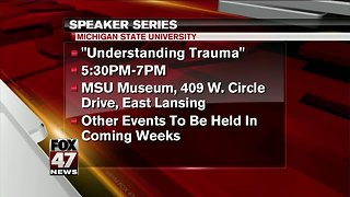 MSU to hold speaker series on effects of sexual violence