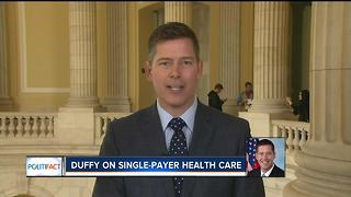 PolitiFact Wisconsin: Duffy on single payer health care - Video