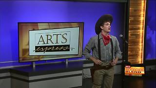 Arts Express production, Oklahoma - Video