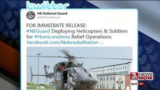 Hurricane Irma: Nebraska, Iowa crews preparing to assist - Video