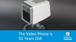 The Video Phone Is 50 Years Old!