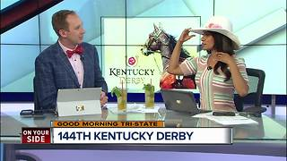 114th Kentucky Derby: A look at some of the traditions