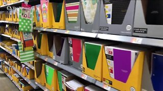 Saving money on school supplies this year-and forgetting about a common courtesy for kids