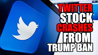 Twitter Loses BILLIONS from Banning Trump