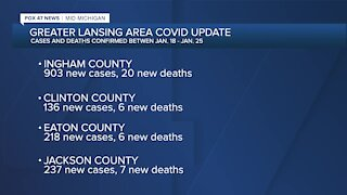 """Health officials asking Michiganders to """"double down"""" on COVID-19 prevention measures"""