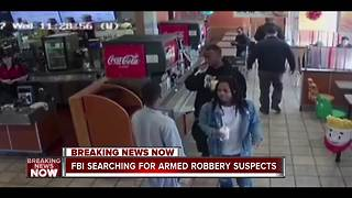 FBI Looking for Suspects in Milwaukee Walgreens - Video