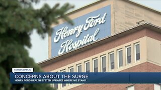 Henry Ford Health raises concerns about increase in COVID-19 transmission in Michigan