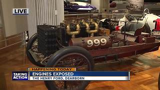 Engines Exposed At The Henry Ford - Video