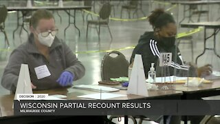 Milwaukee County election officials certify election results