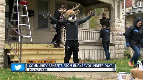 VolunDeer Day gives back to the community