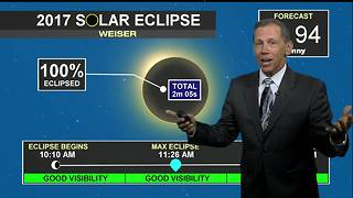 Scott Dorval's On Your Side Forecast: Wednesday, August 16, 2017 - Video
