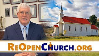 It Is Time To ReOpenChurch.org - Mat Staver