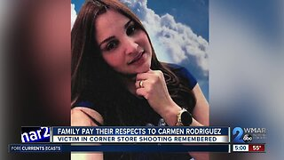 Friends and family remember woman killed while working at corner store