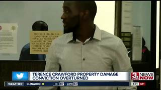 Terence Crawford gets no jail time - Video
