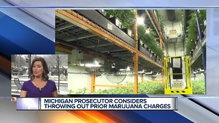 Prosecutor dropping some marijuana cases after Michigan vote