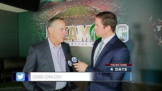 Mark Dantonio reflects on 10 years since 'Little Brother