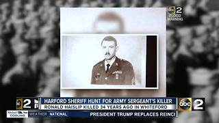 Harford County investigators revisit 34-year-old cold case - Video