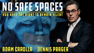 Free Speech Is Under Attack from The Left, Comedian Adam Carolla and Dennis Prager Aren't Having It