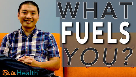 What Fuels You? - Scott Iwahashi #WednesdayWisdom