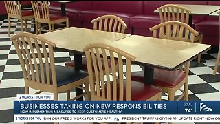 Business Owners Taking On New Responsibilities