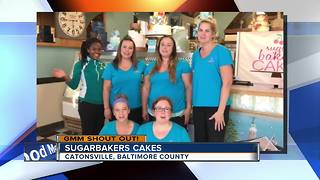 A sweet good morning from Sugarbakers Cakes - Video