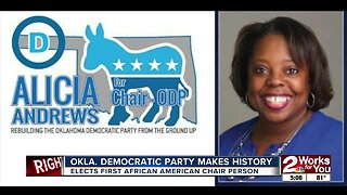 Okla. Democratic Party Makes History