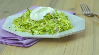 Zucchini Salad - Video