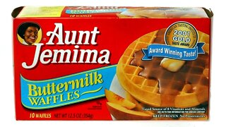 Aunt Jemima To Change Name, Mascot