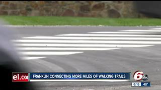 More walking trails coming to Franklin to connect neighbors, businesses - Video