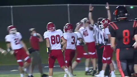 Friday Night Blitz: Hortonville stuns West De Pere on last-second touchdown