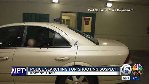 Police investigate early morning shooting in Port St. Lucie