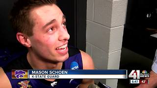 Former OP teammates to meet in Elite Eight - Video