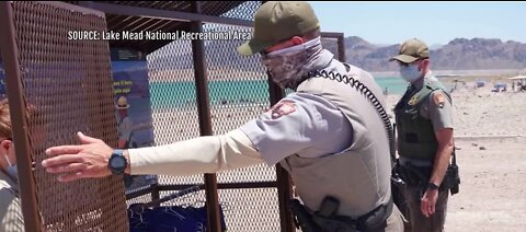 Staying safe at Lake Mead