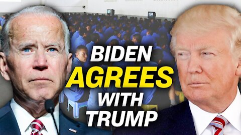 Biden agrees with Trump over CCP oppression; Biden admin to review China trade deal