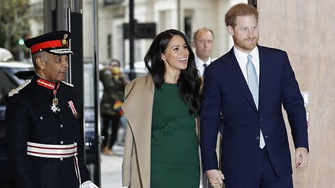 Prince Harry And Meghan Don't Need U.S. Government To Provide Security