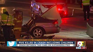 Young couple, two children killed in Cold Spring crash - Video