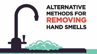 Alternative Methods for Removing Hand Smells - Video