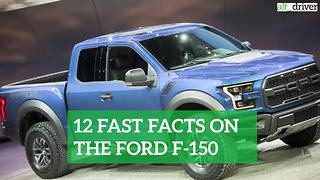 Fast Facts on the Ford F-150 | Alt_Driver - Video