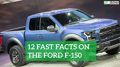 Fast Facts on the Ford F-150 | Alt_Driver