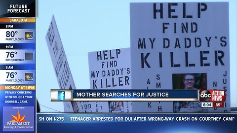 'I need to know who did this:' Mother asks for answers in violent unsolved murder of son