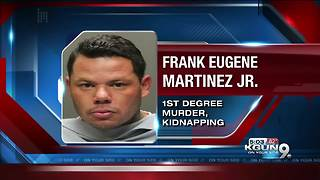 Foothills homicide suspect arrested - Video