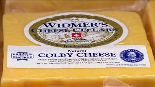 """Colby cheese could become the """"official state cheese"""" of Wisconsin"""