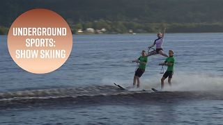 Can water skiing get bigger and better? Yes. - Video
