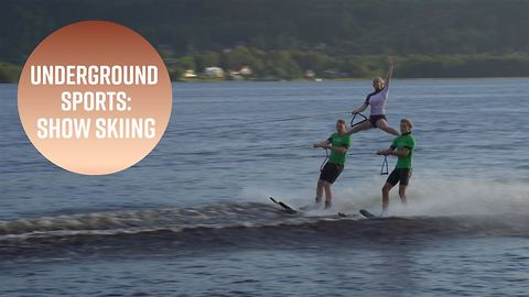 Can water skiing get bigger and better? Yes.