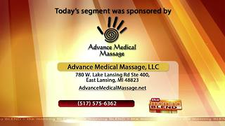 Advance Medical Massage - 10/10/17 - Video