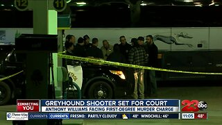Greyhound shooter set for court