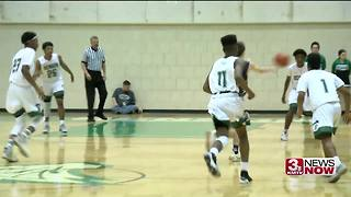 Omaha Benson vs. Elkhorn South boys basketball - Video