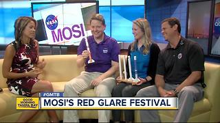 MOSI hosts Red Glare Festival - Video