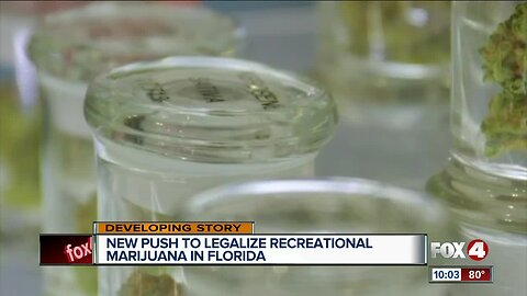 Should weed be legal in Florida?